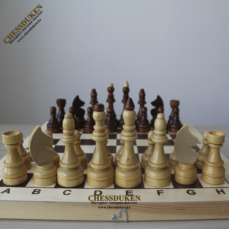 Шахматы гроссмейстерские Шымкент