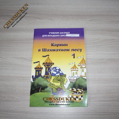 Карвин в шахматном лесу Астана