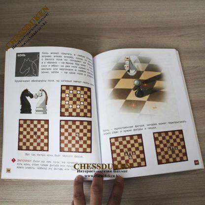 Шахматная школа Астана