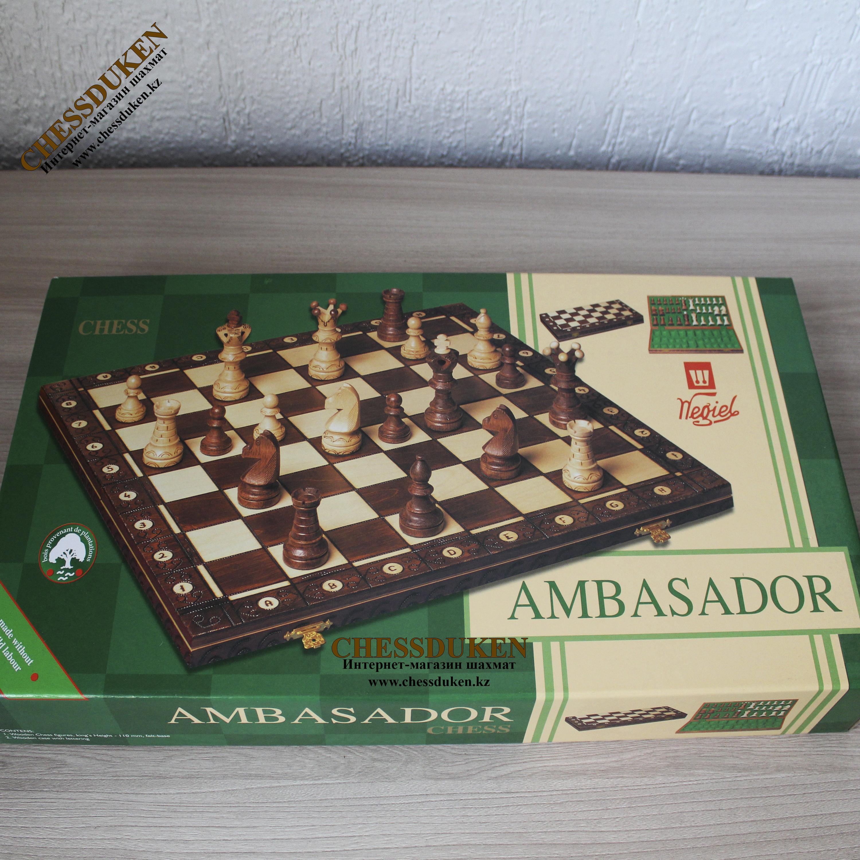 Шахматы Амбассадор Астана
