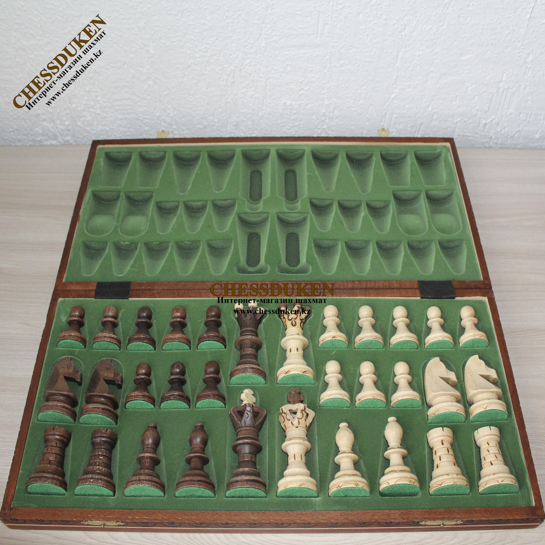 Шахматы Амбассадор Шымкент