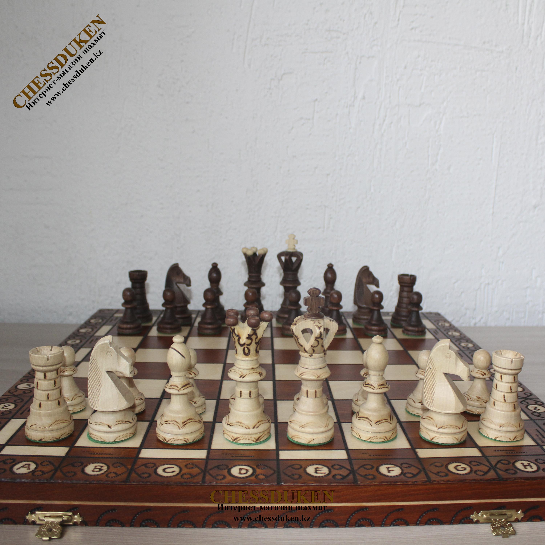 Шахматы + доска