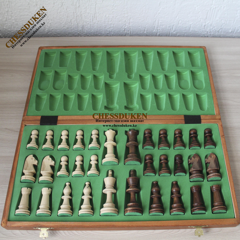 Шахматы Стаунтон 5 Шымкенте