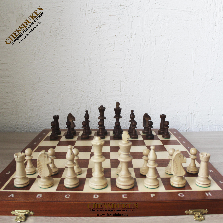 Шахматы Стаунтон 5 Караганды